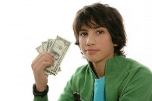 Back to school shopping can be a teachable moment for your kids about money management