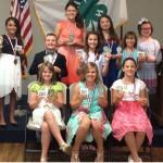 4-H District II Tropicana Public Speaking Winners