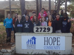 Leon County 4-Hers grow gratitude and compassion through service-learning