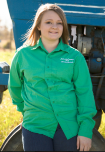 Savannah is a graduating senior from the Jackson County Livestock Club.