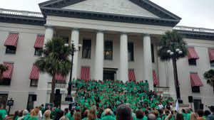 4-H Day at the Capitol Group Photo 2018