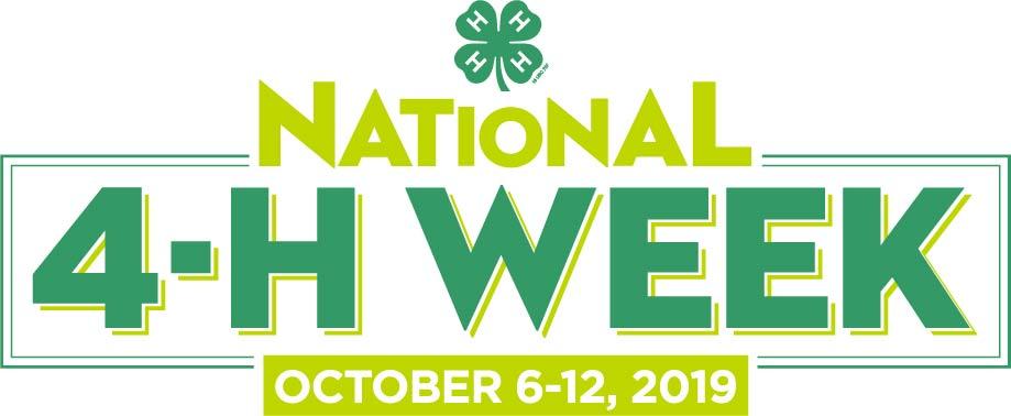 Welcome, National 4-H Week!