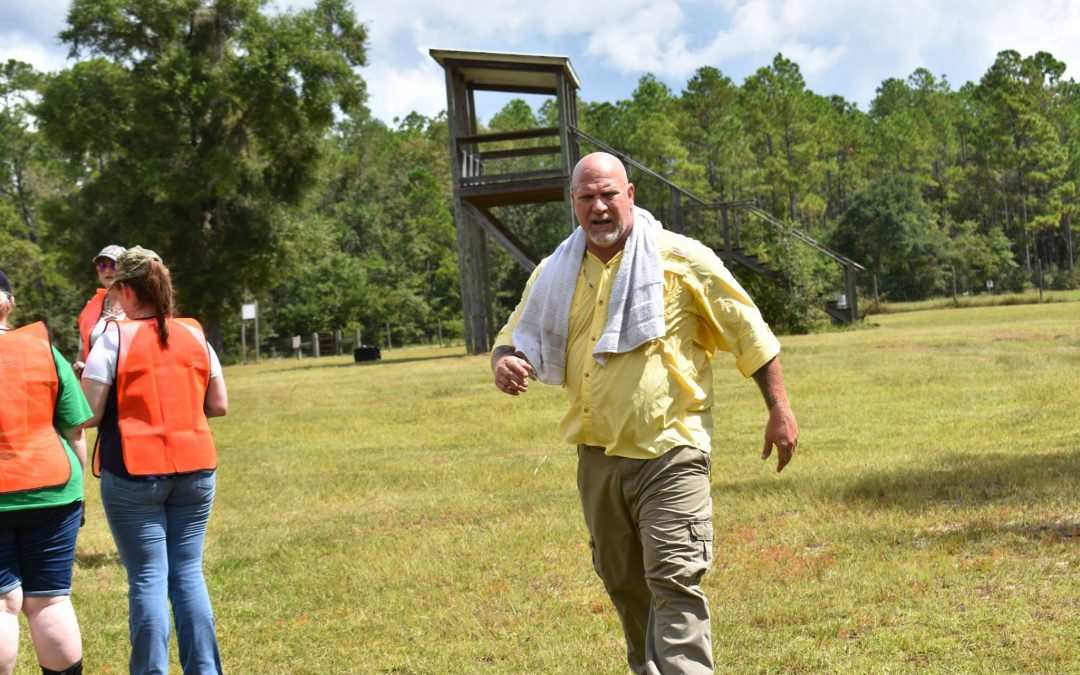 Ken Gooding Shares His Passion for 4-H Shooting Sports