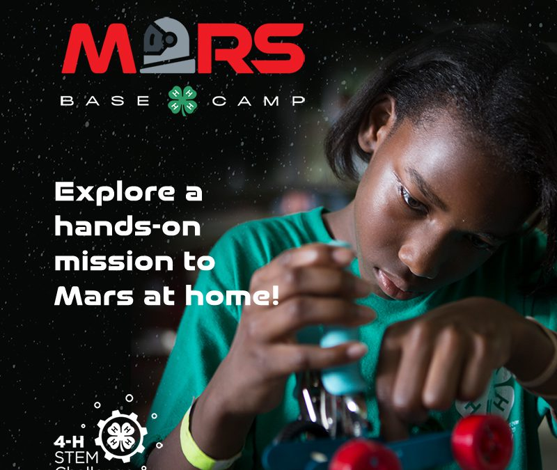 Are You Ready For The Mars Base Camp Challenge?