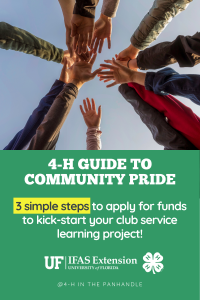 4-H Guide to Community Pride Grants