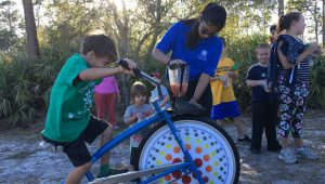 4-H March for Health is an event that advocates for living a more active lifestyle