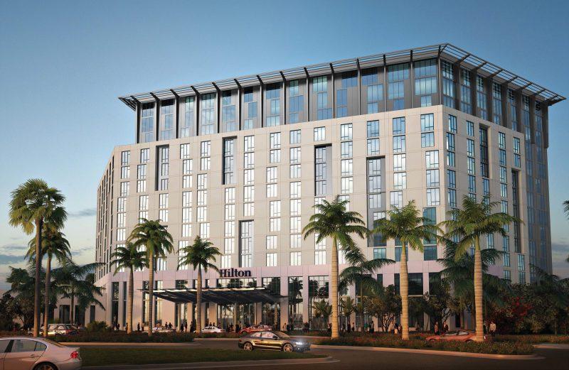 West Palm Beach Hilton Hotel