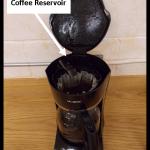 coffee reservoir