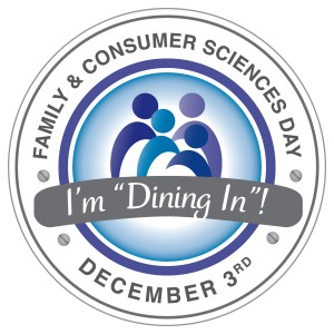 FCS Dine In Day circle logo
