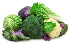 cruciferous veggies