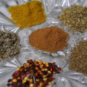 Spice things up with alternative seasonings            ………