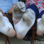 Wet Socks