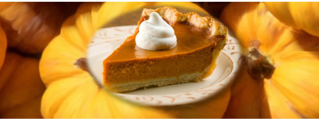 Pumpkin – King of the Pies