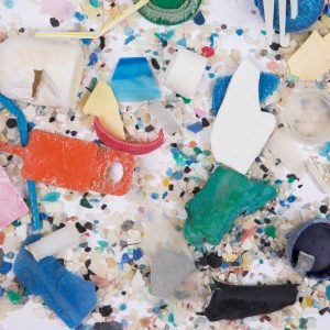 microplastics found in water