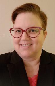 head shot of Samantha Kennedy