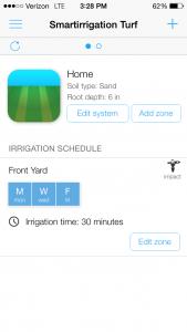 SI turf app
