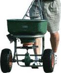Fertilizer Spreader: Image Credit UF / IFAS