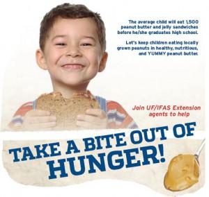 Peanut Butter Challenge Flyer