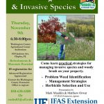 Controlling Brush & Invasive Species Workshop