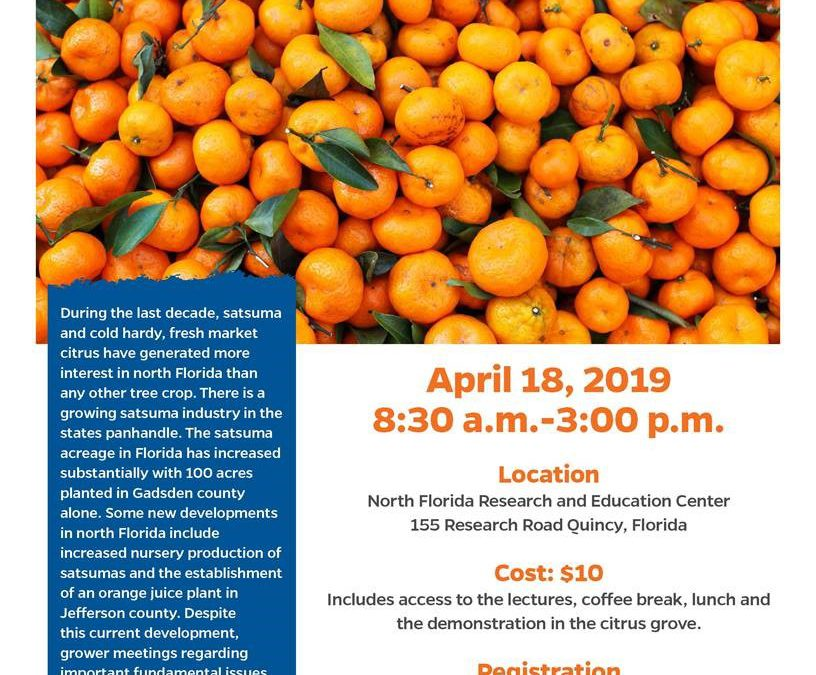 Citrus Health Forum April 18th