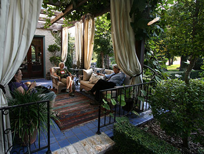 Outdoor Living in Your Landscape