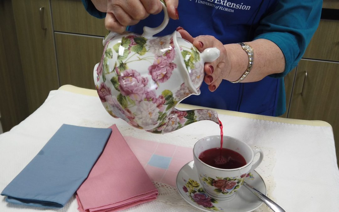Video: Grow a Red Roselle for a Homemade Tea