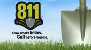 April is Safe Digging Month