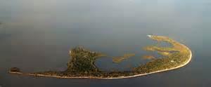 Seahorse Key.  An isolated island near Cedar Key Photo: FMSEA