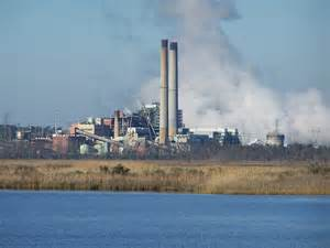 Power plant on one of the panhandle estuaries. Photo: Flickr