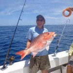 National Seafood Month… Red Snapper