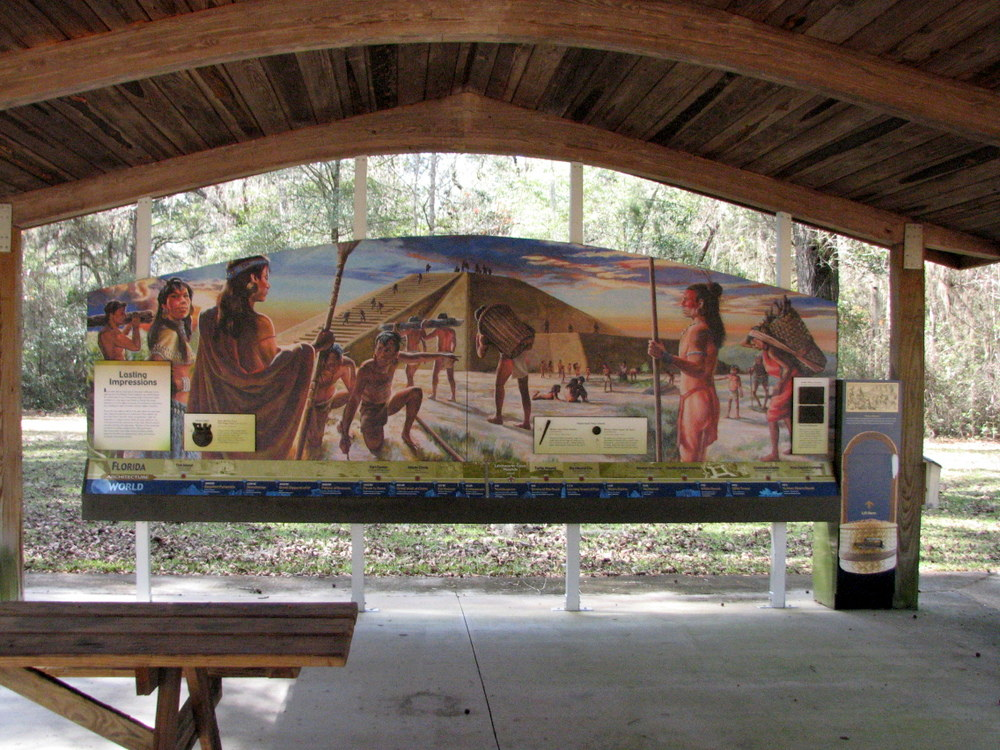 Florida's First Capital and First High Rise? – Jefferson County's Letchworth-Love Mounds Archeological State Park