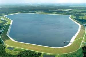 The Bill Young Reservoir in south Florida.   Photo: Southwest Florida Water Management District