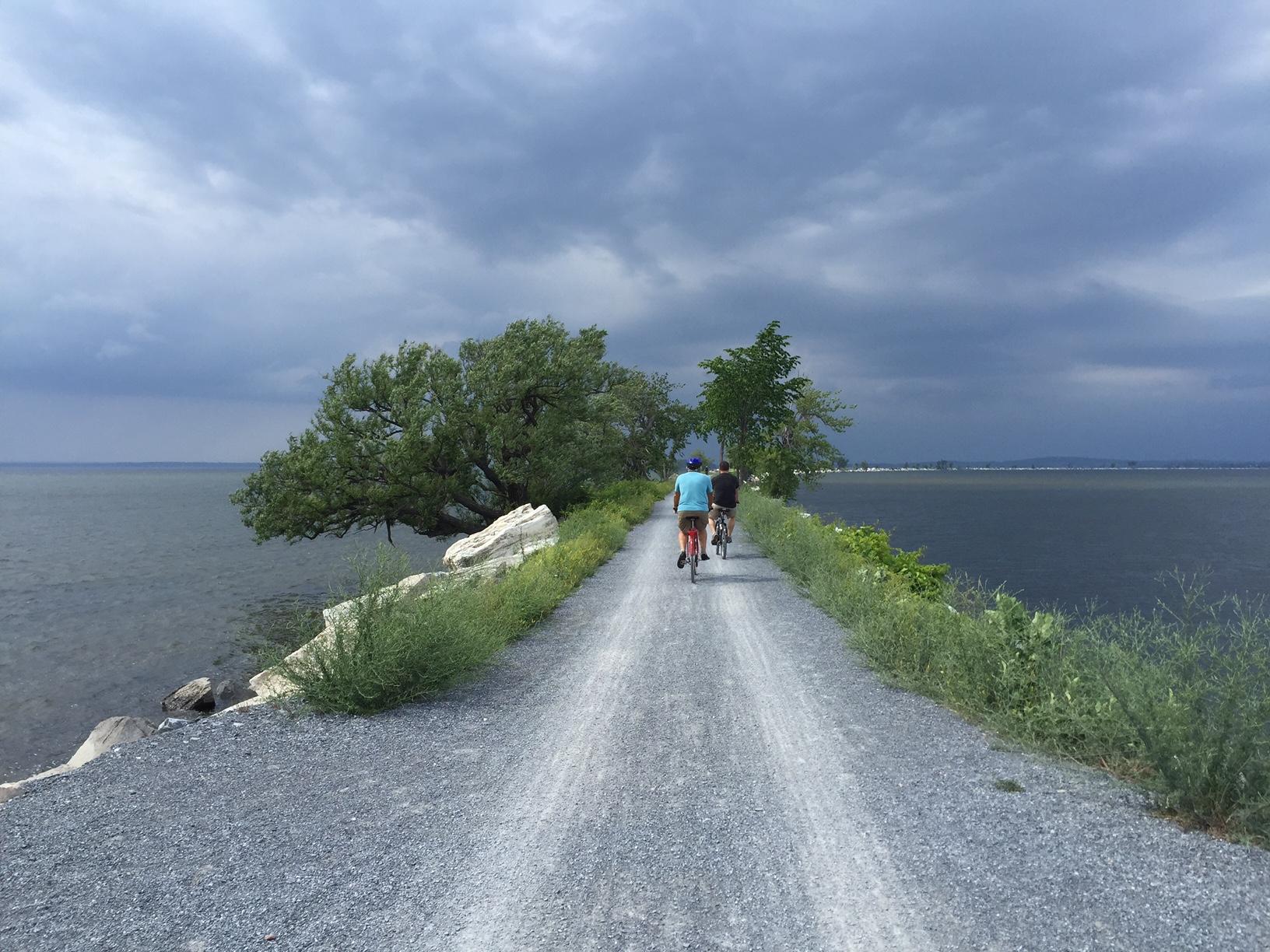 Biking to a Healthier Community