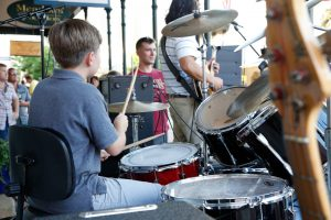 Music lessons are a gift that keeps on giving--and can result in a skill for a lifetime. Photo credit: Eric Stevenson