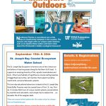 Panhandle Outdoors Water School – St. Joseph Bay