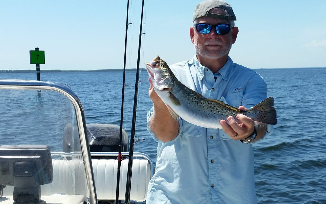 New Spotted Seatrout Rules & 2020 Gulf Red Snapper Season Dates