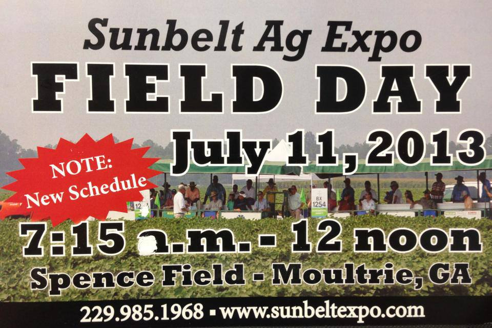 Sunbelt Expo Field Day 13