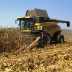 Corn Harvest Begins in Jackson County