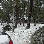 History of Snowfall in North Florida