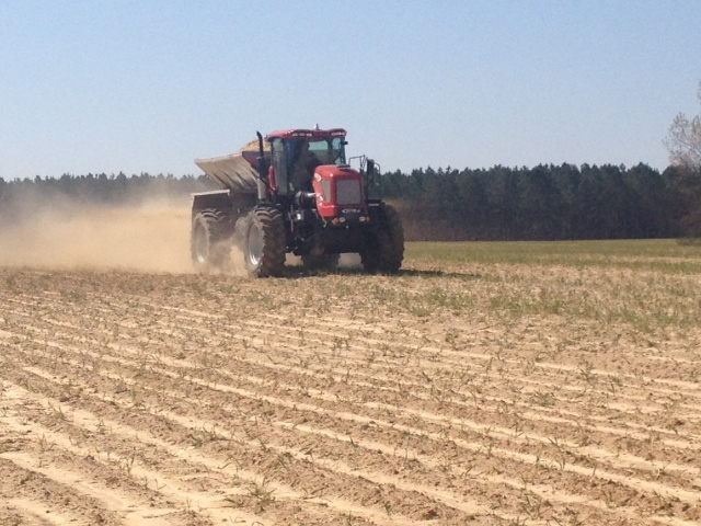 Liming Material Options for Crop and Forage Production