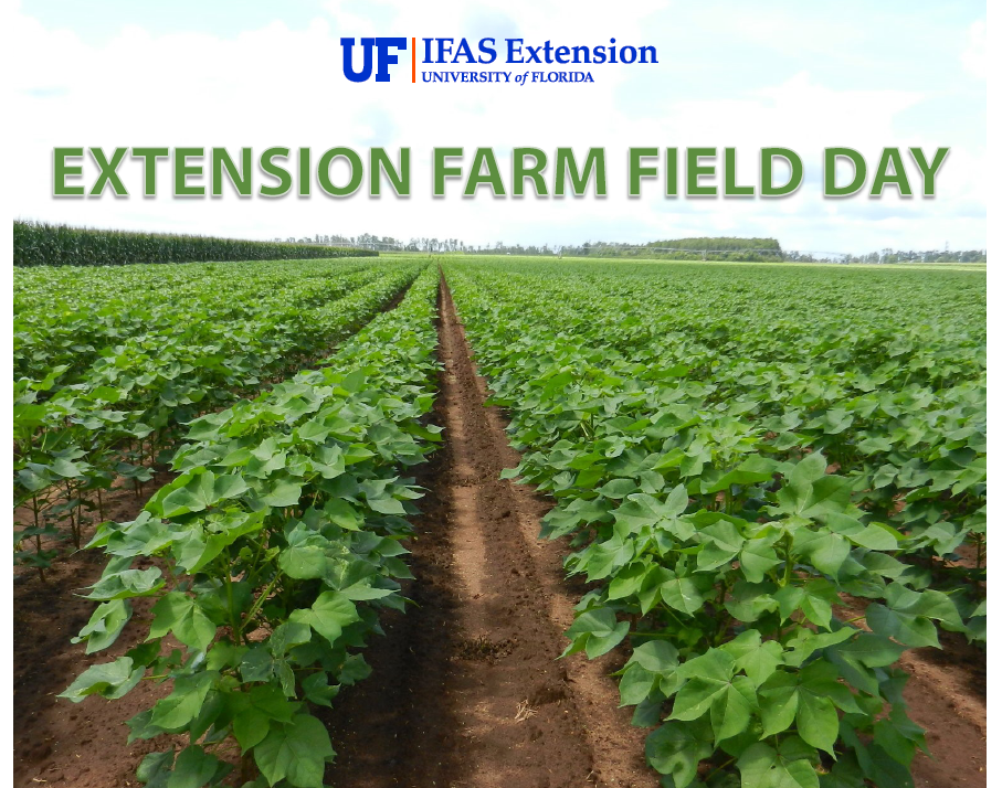 2018 Extension Farm Field Day – August 10