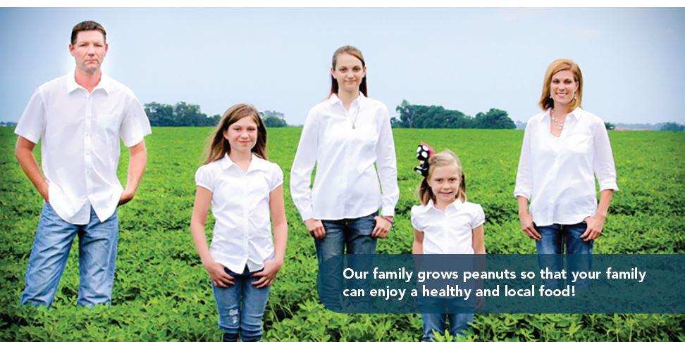 Godwin family photo with text