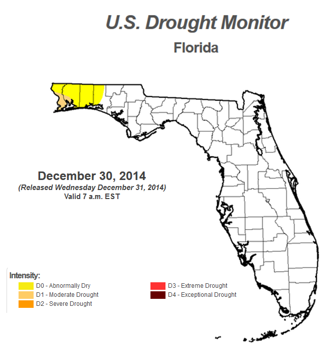 12-31-14 FL Drough Monitor