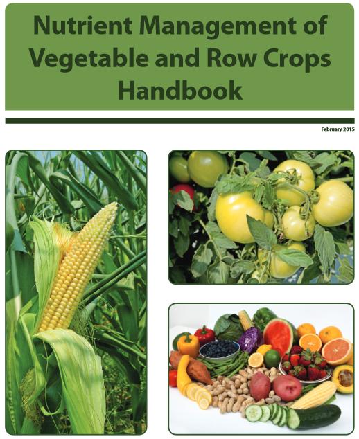 Crop Nutrient Management Handbook