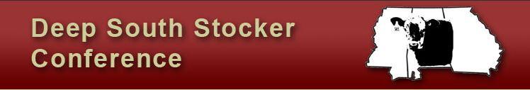 Deep South Stocker Conf Header