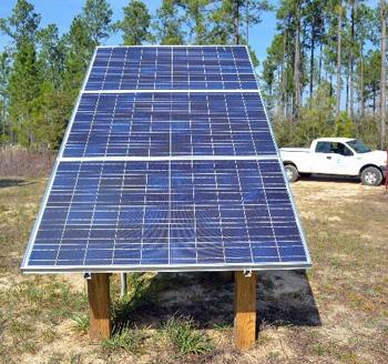 Goodchild Solar panel