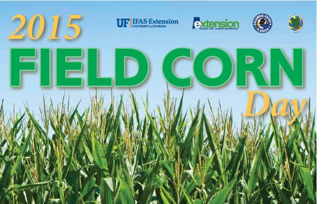 2015 corn field day