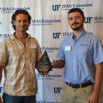 Mikael L'Andre honored as Walton County Agricultural Innovator