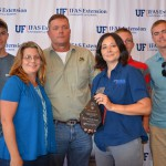 Gary & Susan Holley honored as Okaloosa Agricultural Innovators