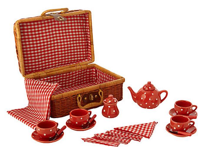 Play tea set